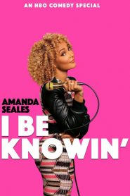 Amanda Seales: I Be Knowin